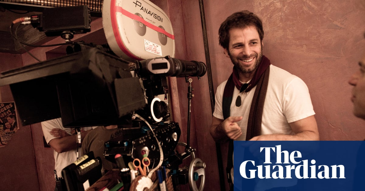 Zack Snyder: 'I don't have a rightwing political agenda. People see what they want to see'