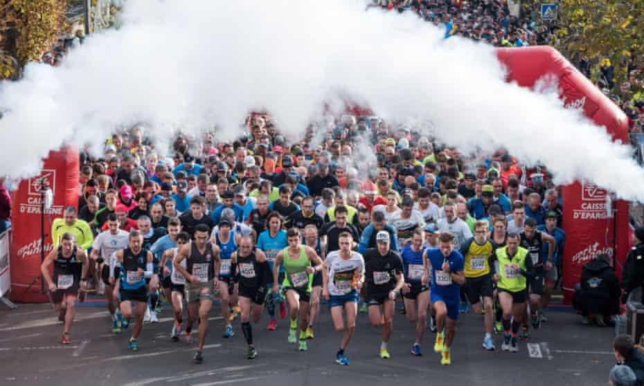 Beaune half marathon