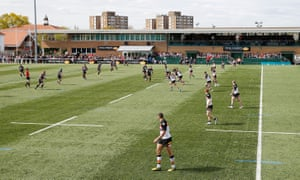 Another season in Ealing awaits the Broncos.