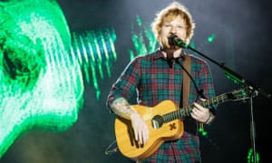 Stall seats for the Ed Sheeran Royal Albert Hall concert has been listed for up to £2,330 on Viagogo.