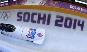 The Russian four-man bobsleigh team at Sochi had two men disqualified and two men reinstated.