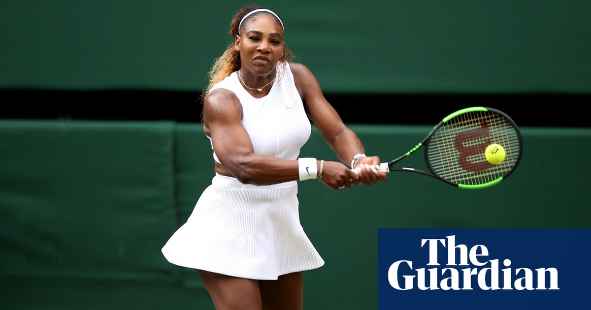 Serena Williams husband condemns Ion Tiriac as sexist clown for swipe over her age and weight