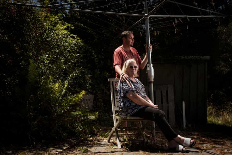 Odette Bellamy and Thomas Borg