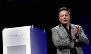 Tesla's CEO, Elon Musk, said: 'We've had 38,000 reservations for the Powerwall, 2,500 for the Powerpack … It seems to have gone super viral.'