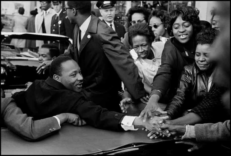 The Big Picture A Hands On Martin Luther King Photography The Guardian