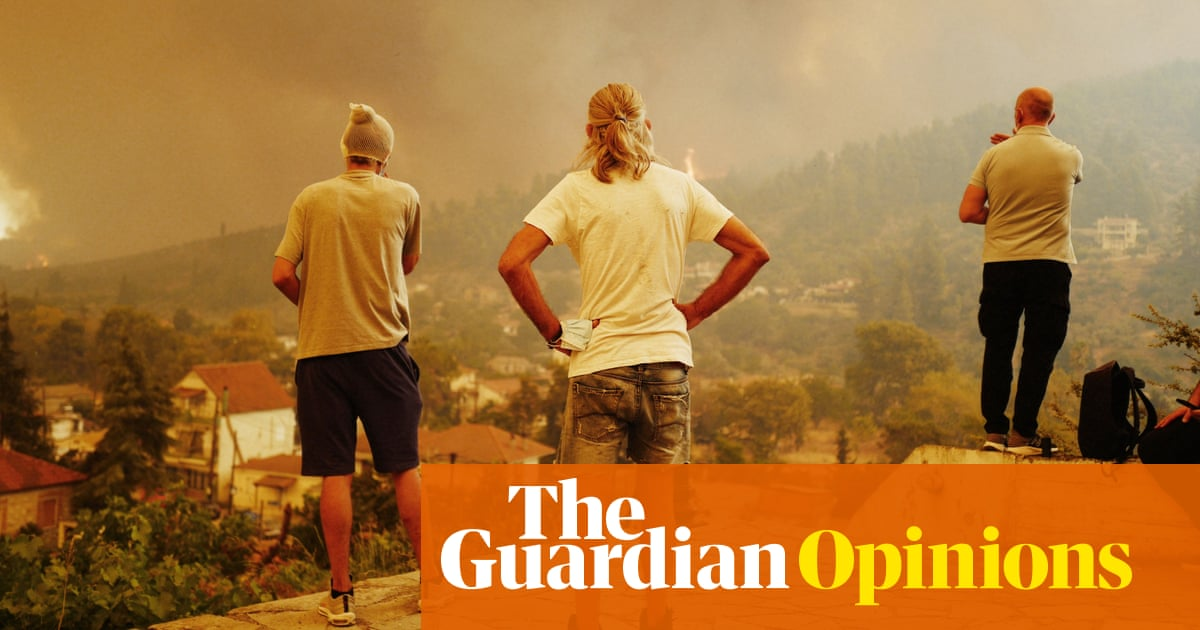 Greece's deadly wildfires were sparked by 30 years of political failure
