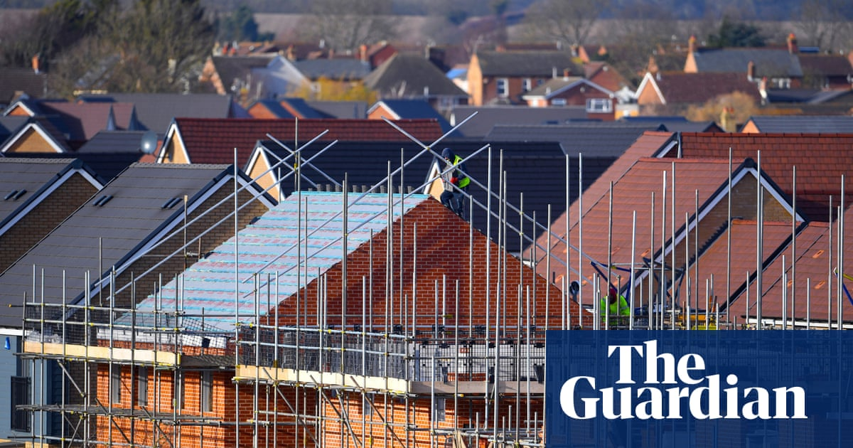 Supply shortages hit Britain's booming building industry