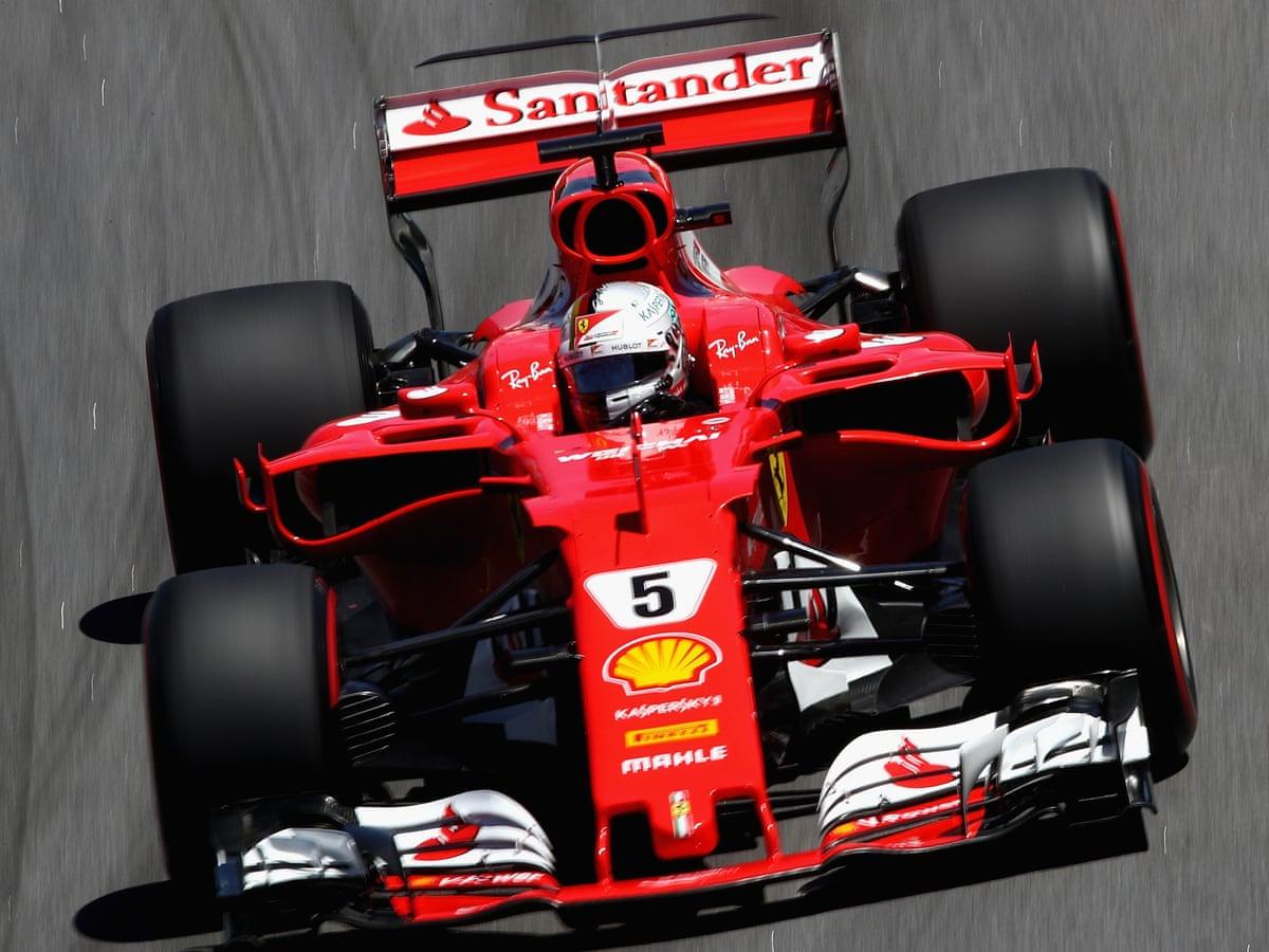 Santander S Sponsorship Of Ferrari F1 Team To End This Year Say Reports Banco Santander The Guardian