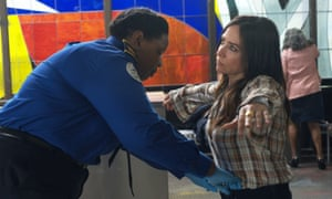 Stop and search ... Pamela Adlon (right) in Better Things.