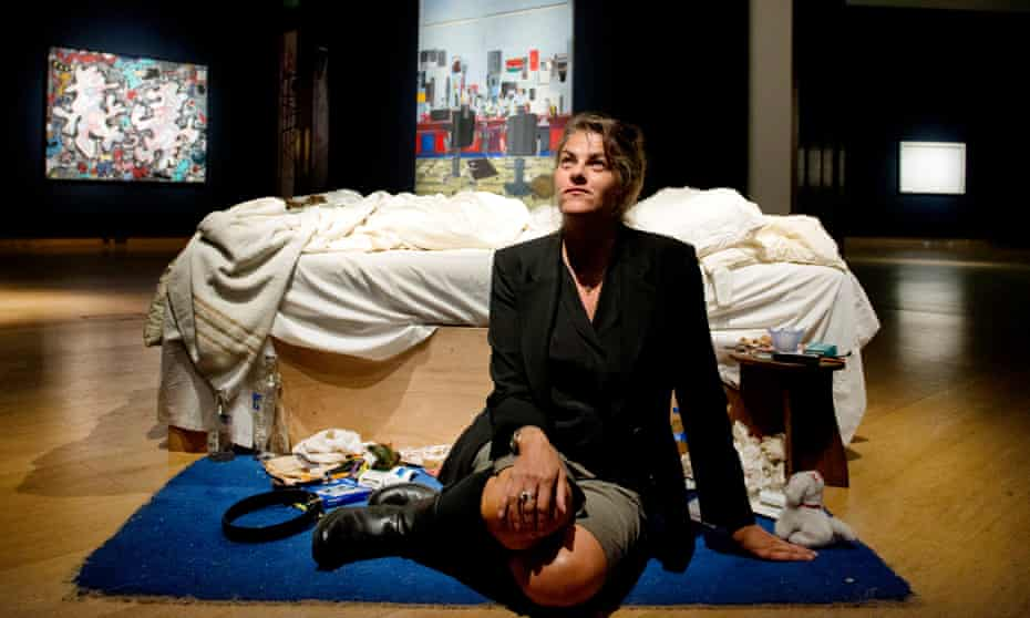 'A monument to spiritual pain and solitude'... Tracey Emin's My Bed.