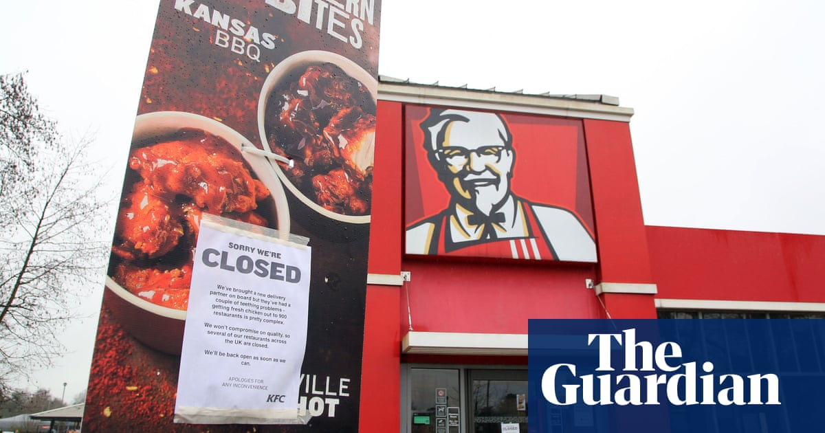 People Have Gone Chicken Crazy What The Kfc Crisis Means For The