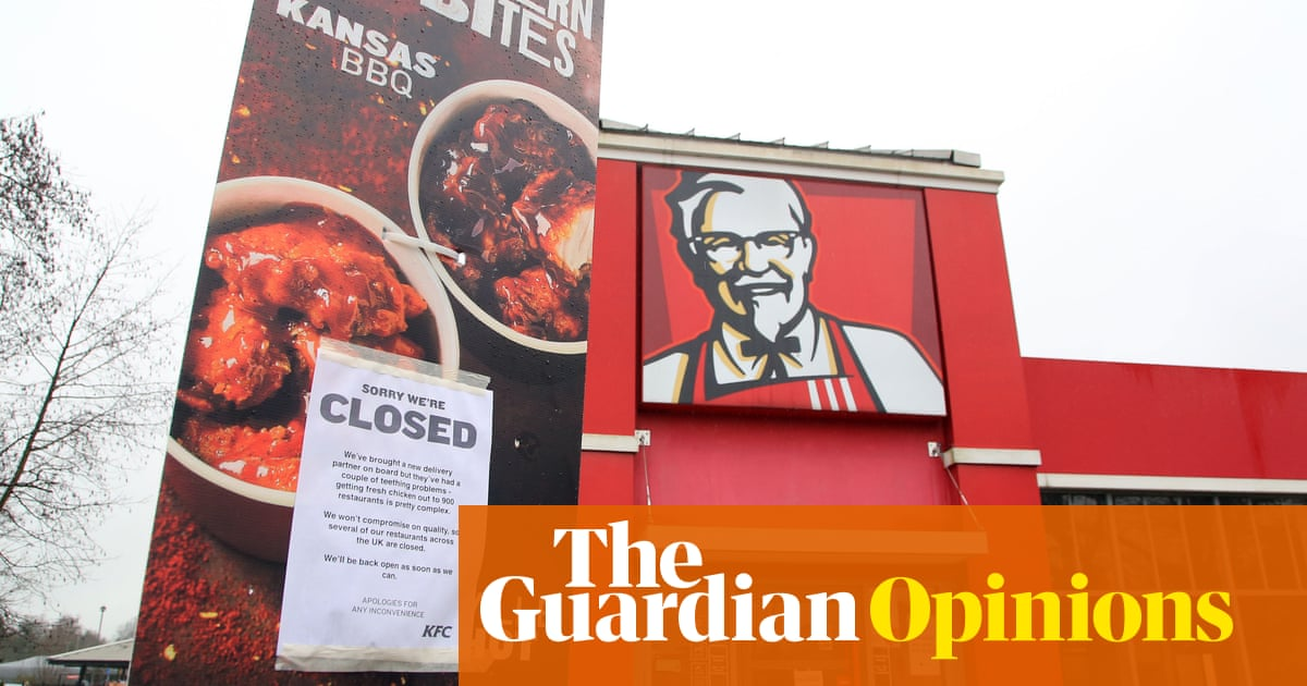The Outsourcing Cock Up That Has Left Kfc Customers Feeling Peckish