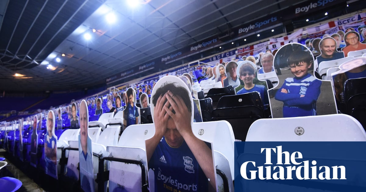 'Staring at the abyss': Birmingham City's tale of endless turmoil