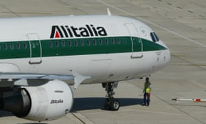 Italian airline Alitalia has struggled to find a buyer.