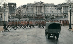 First we take London … BBC1's miniseries SS-GB, which premiered at the Berlin film festival.