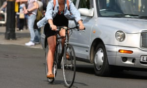 'We can't be everywhere, but we could be anywhere' - undercover police on bicycles will ticket drivers who overtake dangerously close.