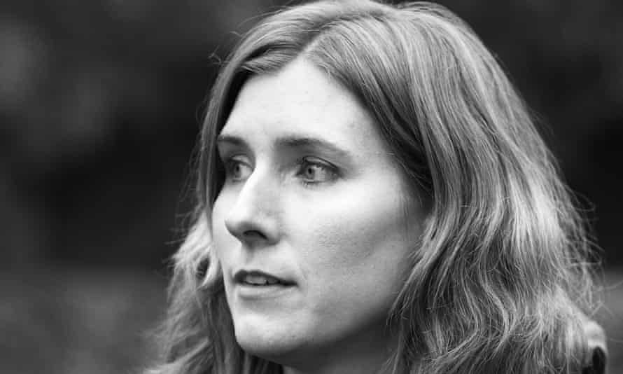 Fiona Benson: 'the writing rages but is more about protest than protection'