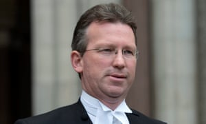 The attorney general Jeremy Wright