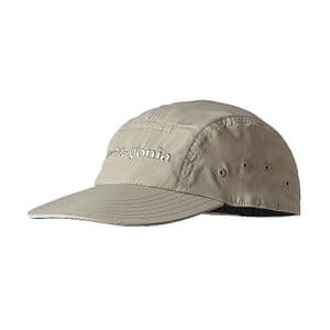 Cap, £32, patagonia.com.