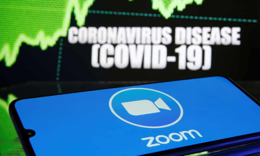 Zoom has surged in popularity during the worldwide lockdown but has faced questions about privacy.