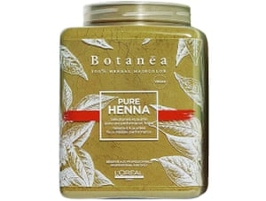 L'Oreal Botanea hair colourant