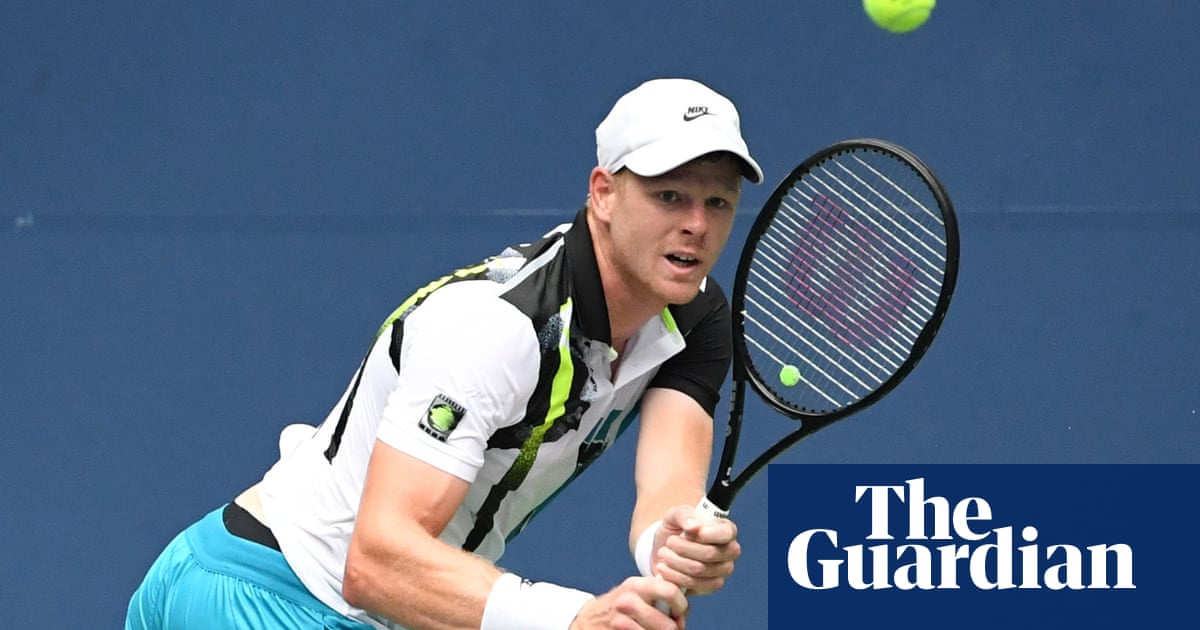Kyle Edmund withdraws from US Open with persistent knee problem
