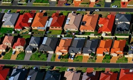 Boomburbs: Sydney's urban sprawl seen from above – in pictures