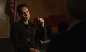 Malcolm Gladwell meets Ben Fountain - screengrab