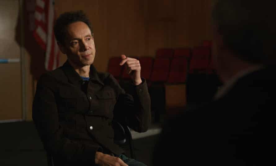 Malcolm Gladwell meets Ben Fountain - screengrab