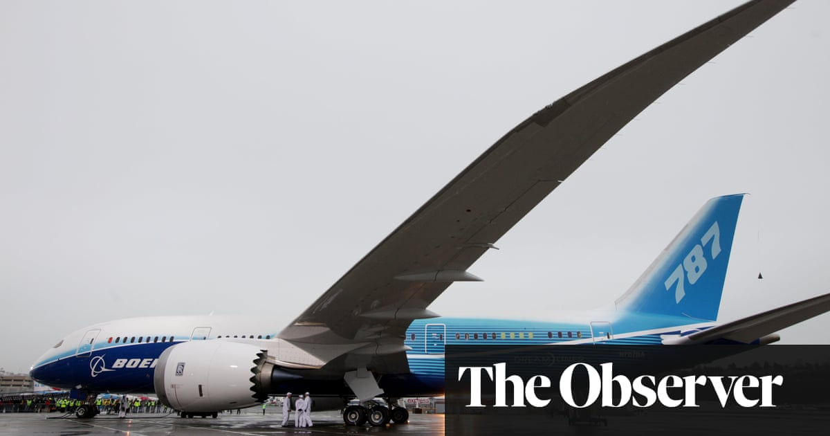 Pilots reveal safety fears over Boeing's fleet of
