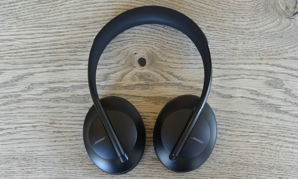 Bose Noise Cancelling Headphones 700 Review Less Business More Modern Design Technology The Guardian