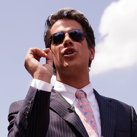 Breitbart's Milo Yiannopoulos