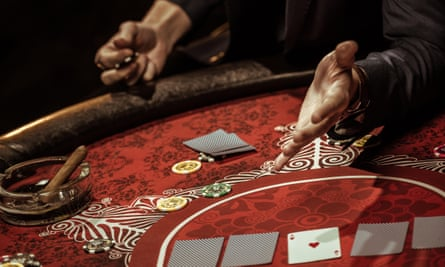 High stakes … Las Vegas mobsters in Joe Ide's Righteous.