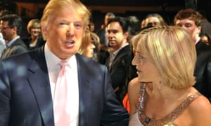Airhead by Emily Maitlis review – up close with Trump and