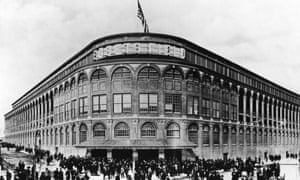 Ebbets Field in 1913 was demolished due to its prime position in the Brooklyn borough.