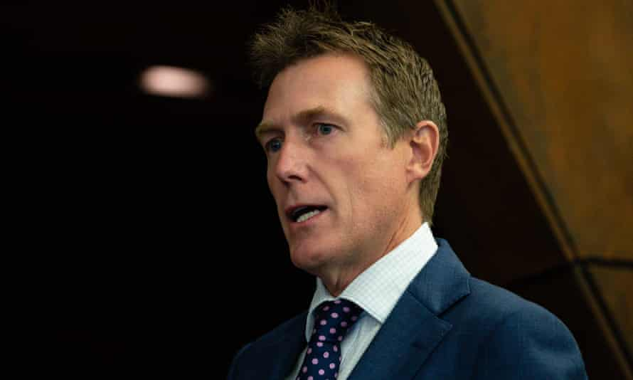 Former attorney general Christian Porter is suing the ABC for defamation.