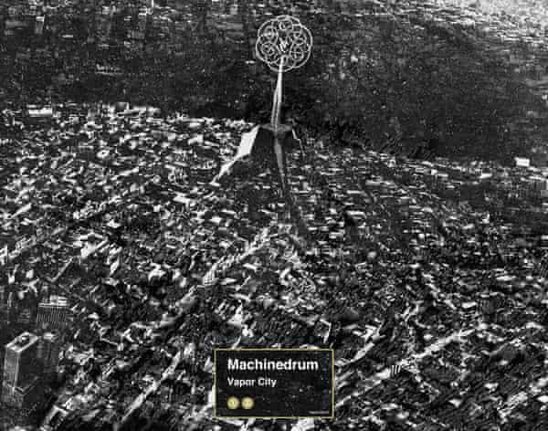 Vapor City by Machinedrum, released by Ninja Tune