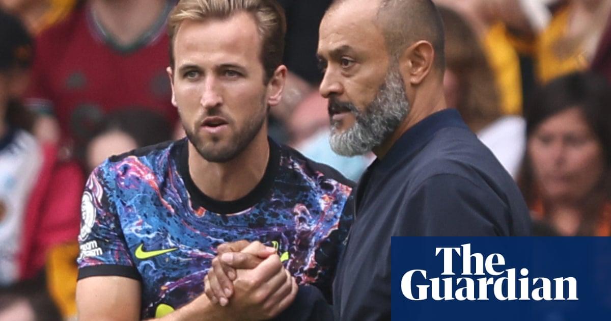 Nuno Espírito Santo praises Harry Kane for helping Tottenham to win at Wolves