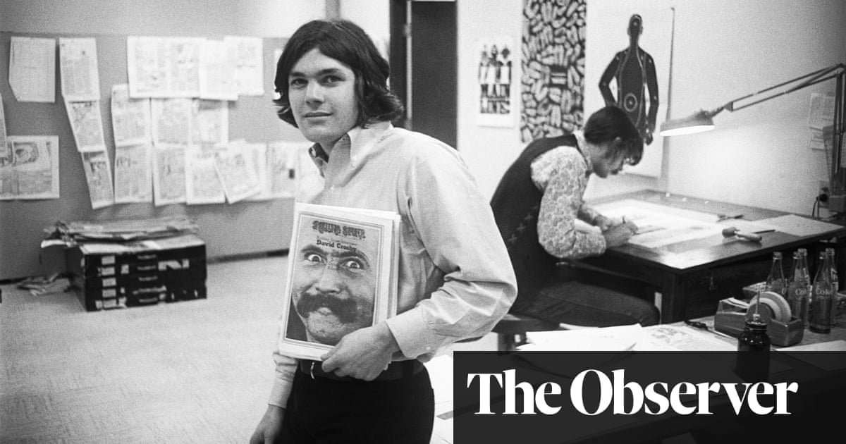 Sticky Fingers: The Life and Times of Jann Wenner and Rolling Stone