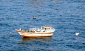The Iranian fleet is thought to be six times the size of the Chinese tuna fleet licensed to sustainably fish Somalia's waters.