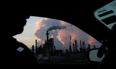 There is particular concern over air pollution emitted by industrial facilities, which are predominately located in communities with large numbers of low-income people and people of color.