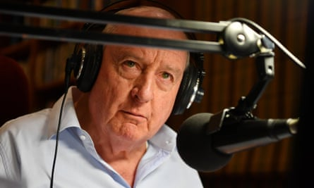 Broadcaster Alan Jones is taking on a new four-night-a-week role at Sky News, hosting a program called Alan Jones.