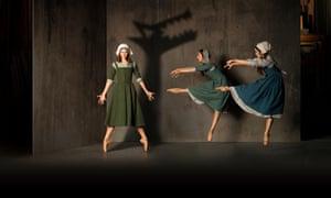 Scottish Ballet: The Crucible.