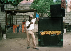 Youth Promotion crew member, 1985