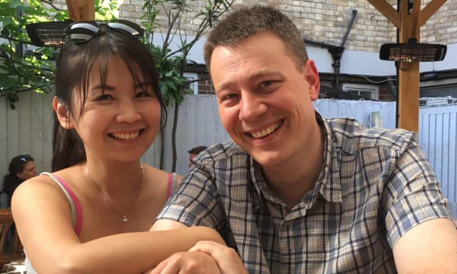 Andrew Henderson and Hsin-Ni Chen