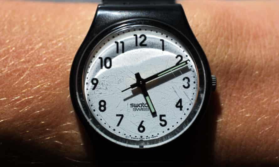 a swatch watch