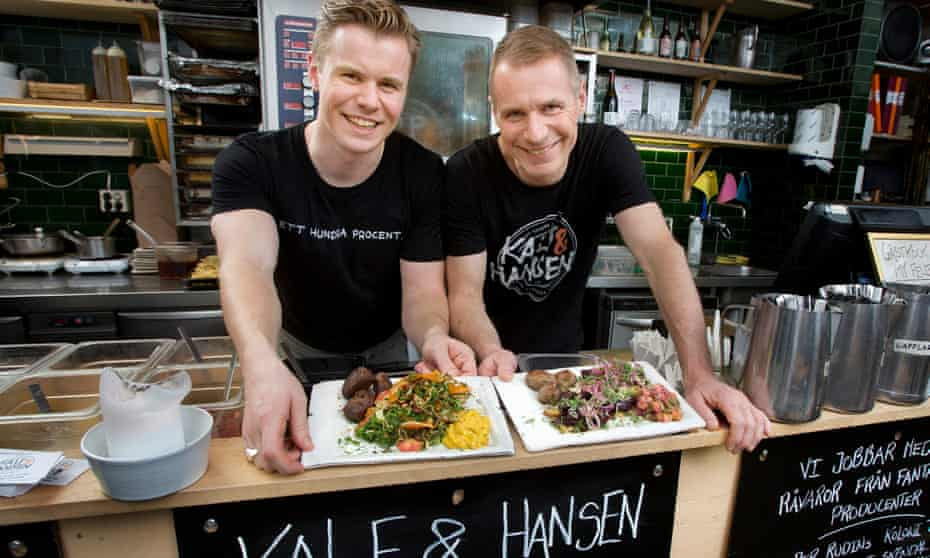 Kalf & Hansen restaurant, Stockholm