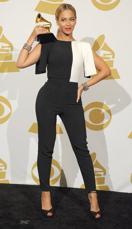 The 55th Annual GRAMMY Awards - Deadline Photo RoomLOS ANGELES, CA - FEBRUARY 10: poses Beyonce at the The 55th Annual GRAMMY Awards on February 10, 2013 in Los Angeles, California. (Photo by Steve Granitz/WireImage)