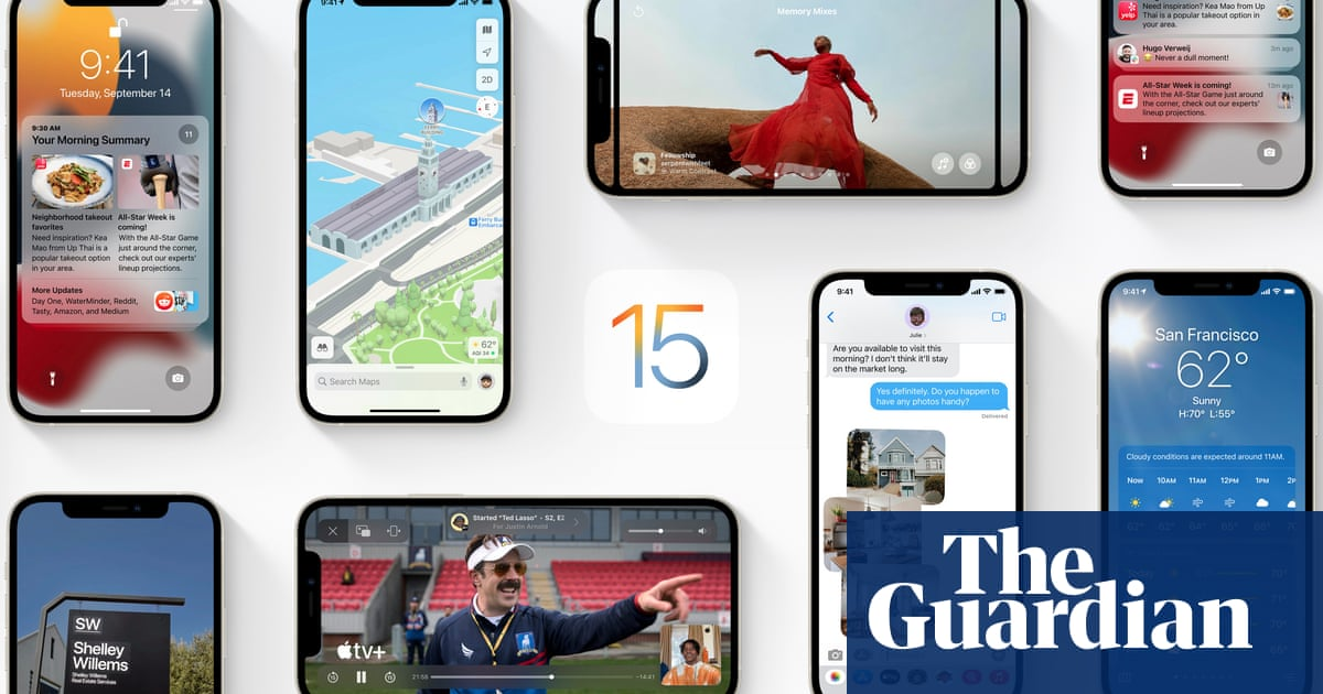 iOS 15 release: everything you need to know about Apple's big update