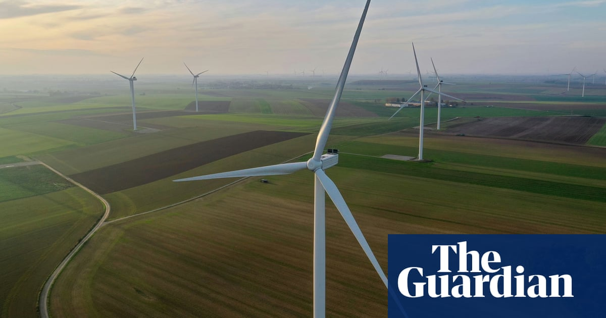 Image of article 'Investors plan major move into renewable energy infrastructure'